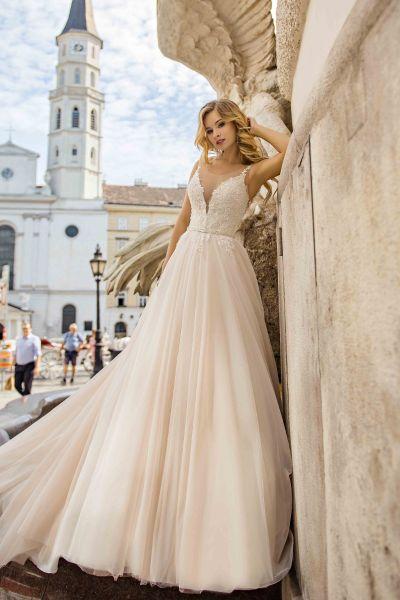 Rochie de mireasa Elivra
