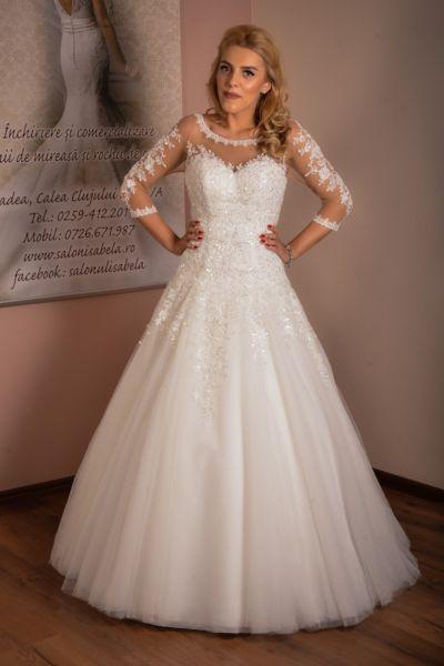 Rochie de mireasa Tiffany