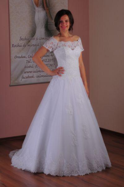 Rochie de mireasa Sabrina