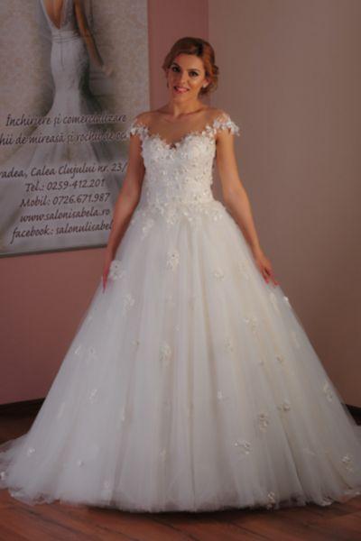 Rochie de mireasa Dilara