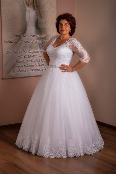 Rochie de mireasa Karina