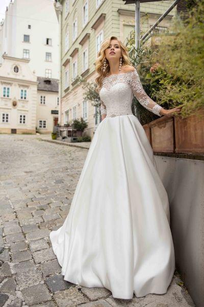 Rochie de mireasa Mirela