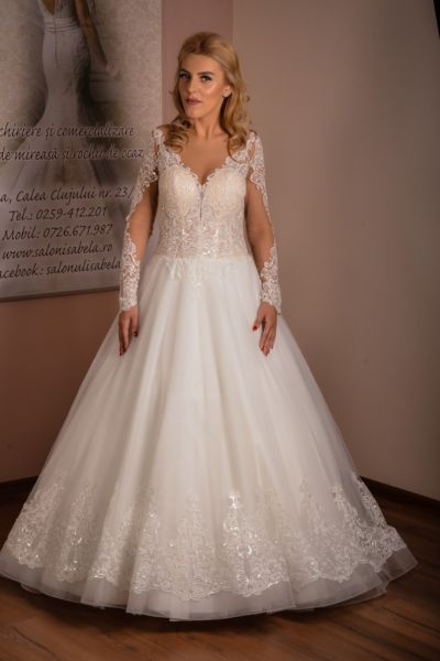 Rochie de mireasa Mariam