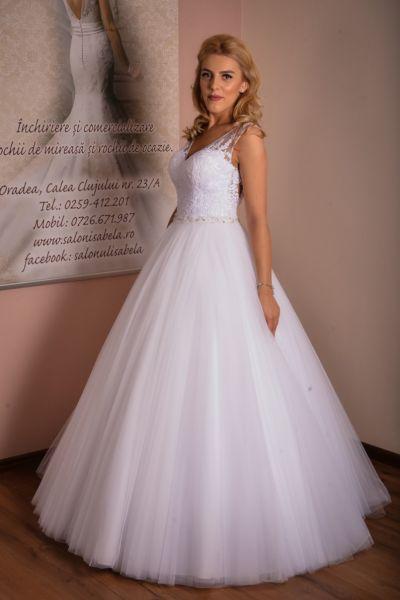 Rochie de mireasa Lucretia