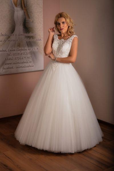 Rochie de mireasa Cristal