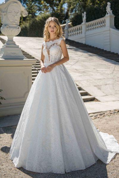 Rochie de mireasa Mara