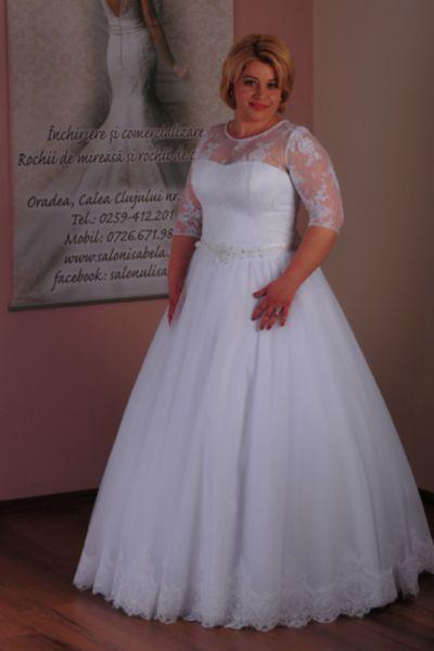Rochie de mireasa Renata