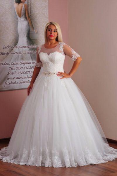 Rochie de mireasa Ivana