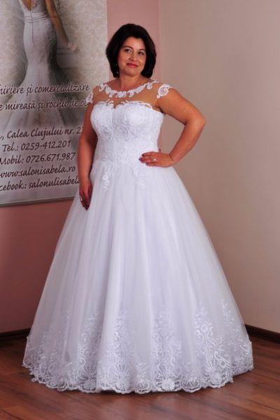 Rochie de mireasa Briana